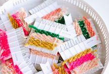 Weaving / Inspiration for weaving up something beautiful