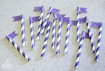 Paper Straw Crafts / by Sweets & Treats Boutique