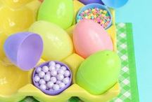 Easter Party Ideas / All things Easter sweets and party ideas. From Easter bunny cupcakes to peeps cakes and everything in between!