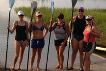 PEOPLE who Stand Up Paddle board and paddle board / People who Stand Up Paddle. SUP people are my people.