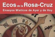 Libros Rosacruces / Libros dedicados a la historia, las enseñanzas y la filosofía rosacruz.