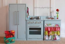 Play Kitchens / by Erin Chadwick