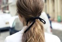 Notes on Beauty / Beauty and hair envy and inspiration.