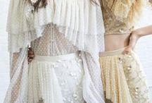 Dressed in Dreams / My fashion fantasies.