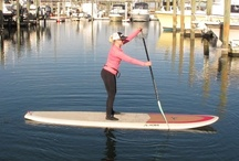 How to Hold a SUP Paddle / The most fundamental part of Stand Up Paddleboarding: how to hold the paddle.