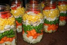 Canning, preserving, dehydrating etc. / by Christi Wright