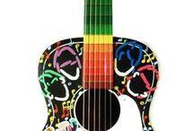 ✿**Guitars,violins & misc**✿ / by Lady J