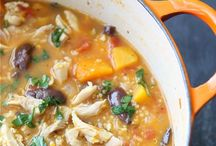 In the Kitchen: Soups & Stews / by Erin Chadwick