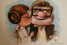 Strangely Star Wars / All things Star Wars, yet not. / by Alice Riley