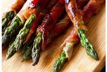 Asparagus / by Crystal Mills