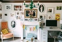 Our Home featured on A Beautiful Mess / http://www.abeautifulmess.com/2015/08/at-home-with-kelly-ginn-in-memphis-tennessee.html