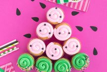 Girl Party Ideas / All things girl!! These beautiful girl birthday party ideas are sure to give you lots of unicorn party, watermelon party, mermaid party, bubble gum party, and cotton candy party feels!