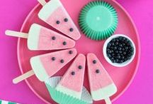Watermelon Party Ideas / Is there anything more perfect for summer than watermelon? Our watermelon party ideas are sure to fit the bill for a fun, sweet, and colorful summer!