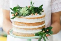 Cakes and Cupcakes / Beautifully decorated cakes and cupcakes. #cake