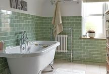 bathroom. / Bathroom decor & design ideas / by Melissa Flores