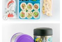 Lunchbox love / Lunchbox ideas for kids.