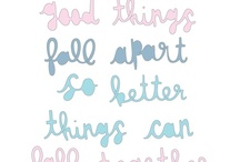 Quotes / by Megan Guard