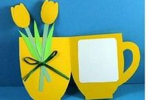 Crafts for school / by Megan Guard