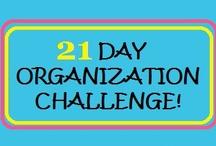 organization / by Lisa Minor