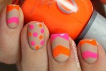"They ""nailed"" This! / Fun nail creations to share with my daughter or whenever I'm feeling girly.  / by Lisa M."