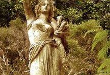 myth | gods: demeter