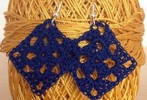 Crochet jewerly...