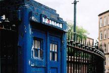 Doctor Who / run. / by Abi Stewart