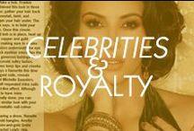 Celebrities & Royalty  / by Amrita Singh Jewelry