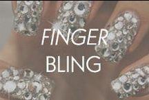 Finger Bling  / by Amrita Singh Jewelry