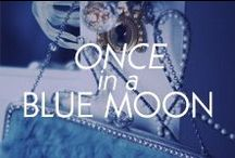 Once In A BLUE Moon / by Amrita Singh Jewelry