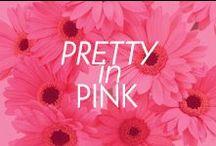 Pretty in PINK / by Amrita Singh Jewelry