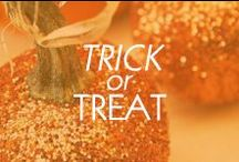 Trick or Treat?  / Inspiration for the Halloween Season