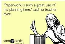 Class Clown  / Teacher funnies!