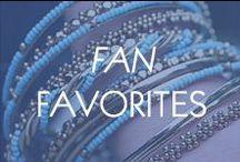 Fan Favorites! / by Amrita Singh Jewelry