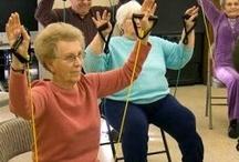 senior activites / by Onnolee Schell