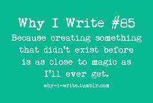 Writing / by Julia Gilkeson