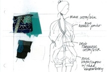 Maquette / Fashion Illustration x Sketches x Process Books x Croquis  / by Erin Reese