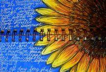 Art Journaling / Inspiration for art journaling / by Kathryn Berkowitz