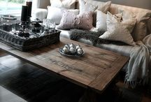 Family room / decor ideas / by Melissa Flores