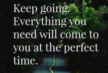 Wonderful Words / Quotes / by Elena Davis