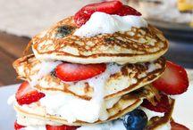 BreakFast / Anything Breakfast  / by Elena Davis