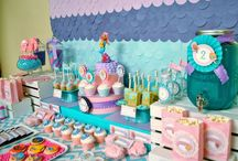 Bubble Guppies Birthday party / Ideas for a Bubble Guppy or Under the Sea inspired birthday party.
