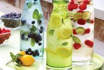 DRINK RECIPES / Beverage and drink recipes.