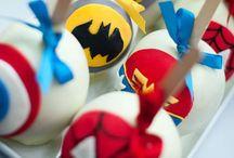 Superhero birthday / Ideas for a superhero inspired birthday party.