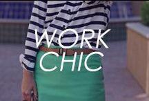 Work Chic / by Amrita Singh Jewelry