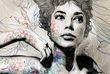 Illustration / Collage