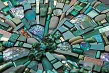 Glass&Mosaics / by Carrie Ott
