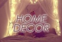 Home Is Where The Heart Is / #home #love #space #place #bedroom #livingroom #yard #porch #balcony #kitchen #beautiful #pretty #decor #interior #decorate #diy #family