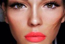 Kiss & Makeup / #beauty #makeup #lipstick #style #guide #howto #eyeshadow #mascara #contouring #liner #eyebrows #highlighting #shadows #color #nude #bold