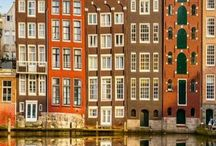 Amsterdam & the Netherlands / Museums, tourism, Art, books, architecture